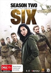 Six - Season 2 | DVD