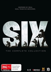 Six | Complete Collection | DVD