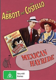Mexican Hayride | DVD