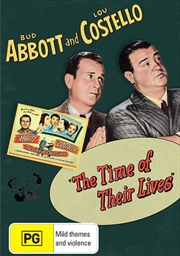 Abbott and Costello - Time Of Their Lives, The | DVD