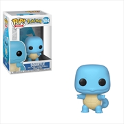 Pokemon - Squirtle Pop! Vinyl [RS] | Pop Vinyl