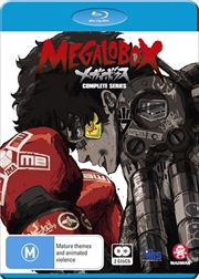 Megalobox - Eps 1-13 | Complete Series | Blu-ray