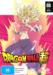 Dragon Ball Super - Part 8 - Eps 92-104 | DVD