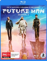 Future Man - Season 2 | Blu-ray