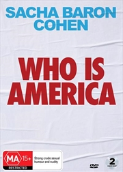 Who Is America? | DVD