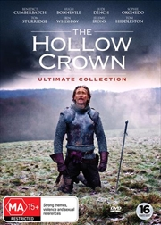 Hollow Crown - Ultimate Collection, The | DVD