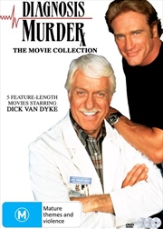 Diagnosis Murder - The Movie Collection