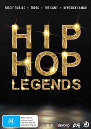 Hip Hop Legends | DVD
