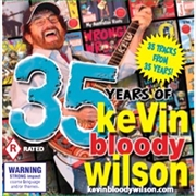 35 Years Of Kevin Bloody Wilson | CD