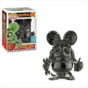 Ratfink - Ratfink (Grey Chrome) Pop! SDCC 19 RS