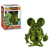 Ratfink - Ratfink (Green Chrome) Pop! SDCC 19 RS