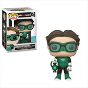 Big Bang Theory - Leonard Green Lantern Pop! SDCC 19 RS
