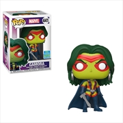 Guardians Of The Galaxy - Gamora Classic Pop! SDCC 19 RS | Pop Vinyl