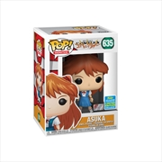 Neon Genesis - Asuka in uniform Pop! SDCC 19 RS