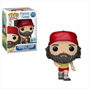 Forrest Gump - Forrest with Beard Pop! SDCC 19 RS | Pop Vinyl