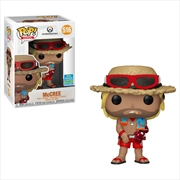 Overwatch - McCree Summer Skin Pop! SDCC 19 RS