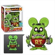 RatFink - Rat Fink Glow In The Dark Pop! SDCC 19 RS