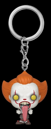 It ch2 - Pennywise Funhouse Pop! Keychain
