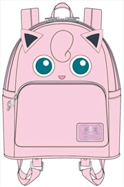 Pokemon - Jigglypuff Mini Backpack