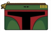 Star Wars - Boba Fett Flap Purse | Apparel