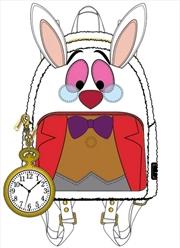Alice in Wonderland - White Rabbit Mini Backpack | Apparel