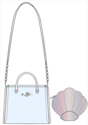 The Little Mermaid - Ariel 30th Anniversary 2-piece Crossbody Bag