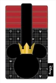 Kingdom Hearts - Mickey Card Holder | Apparel