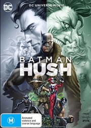 Batman - Hush | DVD