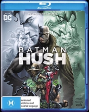 Batman - Hush | Blu-ray