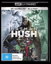 Batman - Hush | UHD