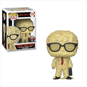 Office Space - Sticky Note Man US Exclusive Pop! Vinyl [RS]