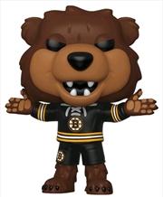 NHL: Bruins - Blades Pop! Vinyl   Pop Vinyl