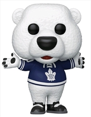 NHL: Maple Leafs - Carlton the Bear US Exclusive Pop! Vinyl [RS]