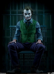 Batman: Dark Knight - Joker Premium Fortmat Statue | Merchandise