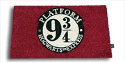 Harry Potter - Platform 9 3/4 Doormat