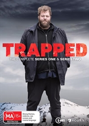 Trapped - Series 1-2 | Boxset