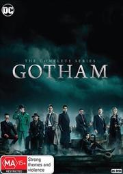 Gotham - Season 1-5 | Boxset | DVD
