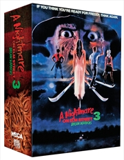 "A Nightmare on Elm Street - Freddy Dream Warriors 7"" Action Figure | Merchandise"
