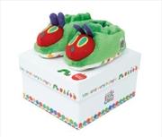 Tiny Caterpillar Booties   Toy