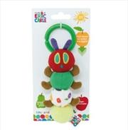 Tiny Caterpillar Jiggle - Attachable   Toy