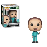 Rick & Morty - Jerry in Track Suit Pop! SDCC 19 RS
