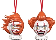 It (2017) - Pennywise Christmas Ornament 2-pack | Collectable