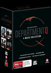 Department Q | Boxset