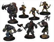 Dungeons & Dragons - Icons of the Realms Monster Pack: Village Raiders | Games