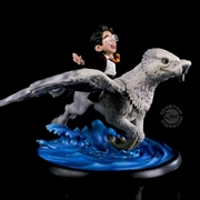 Harry Potter - Harry & Buckbeak Max Q-Fig | Merchandise