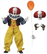 "It - Pennywise 8"" Clothed Figure 