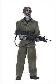 "Stormtroopers of Death - Sgt D 8"" Clothed Figure 