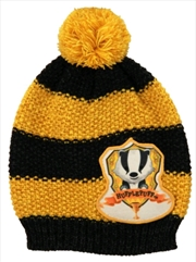Harry Potter - Hufflepuff Toddler Knit Beanie