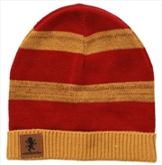 Harry Potter - Gryffindor Heathered Knit Beanie
