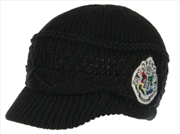Harry Potter - Hogwarts Knit Brim Cap
